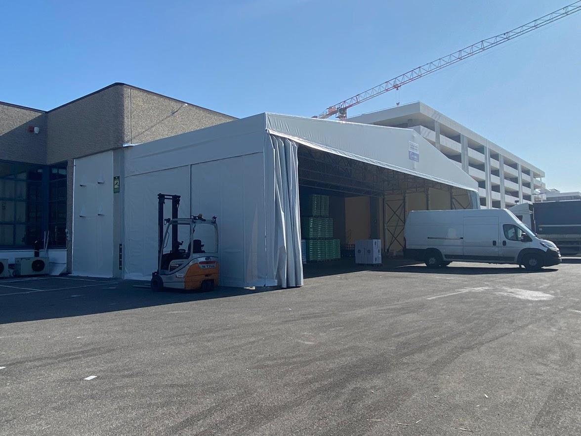 ristrutturazioni capannoni - ditta di ristrutturazione capannoni - coperture capannoni roma