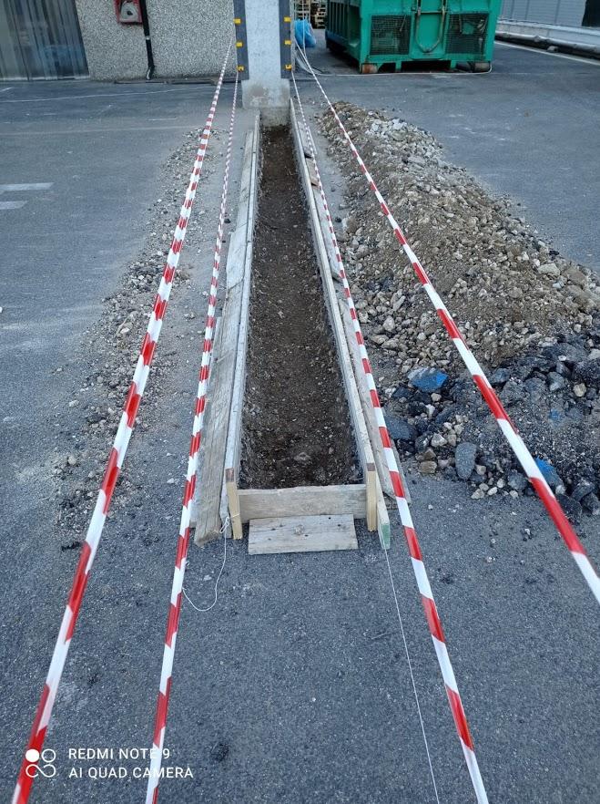 basamenti armati per capannoni - ditta di ristrutturazione capannoni - coperture capannoni roma