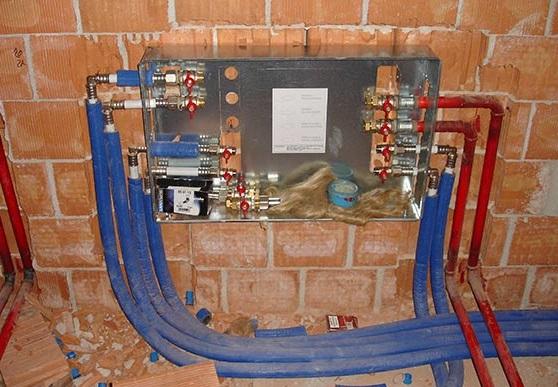 La ditta specializzata Diemme realizza Impianti idraulici Roma civili e industriali