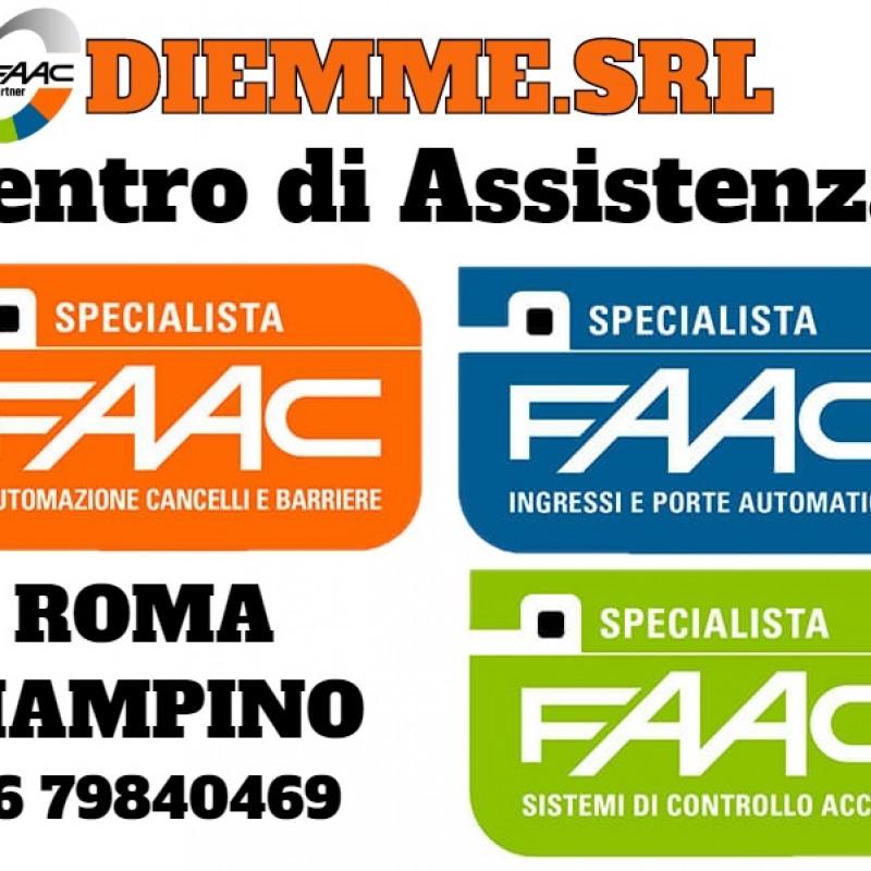 Assistenza FAAC Roma Ciampino
