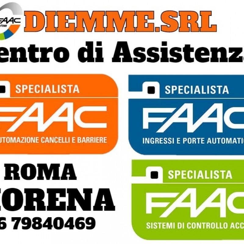 FAAC Morena: Assistenza Pronto Intervento