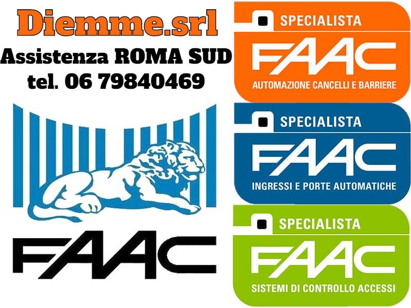 FAAC Roma: Assistenza Pronto Intervento