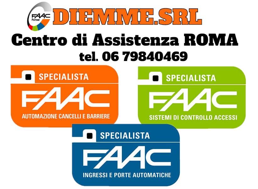 FAAC Roma Assistenza